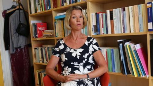"""Lotta Lerwall om artikeln """"Förbud mot konfessionella skolor?"""""""