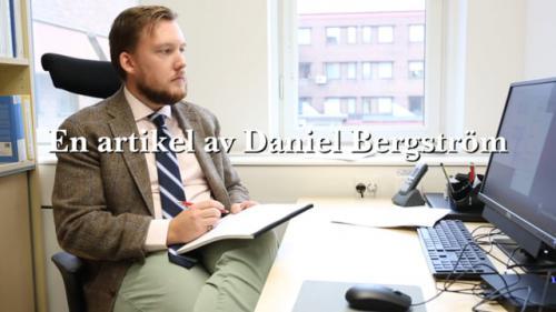 """Daniel Bergström om artikeln """"Domstolarnas deltagande i Pridefestivalen — kritiska konstitutionella synpunkter"""""""