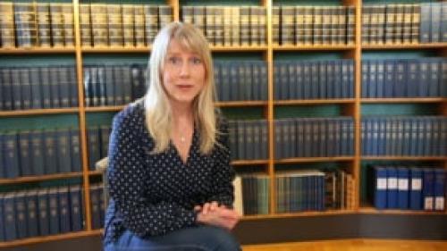 """Hanna Almlöf om artikeln """"Dispens från de aktiebolagsrättsliga låneförbuden"""""""