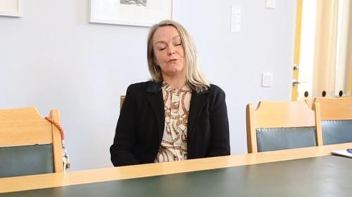 Anna Jonsson Cornell om temahäftet angående covid-19 (2020 häfte 10)
